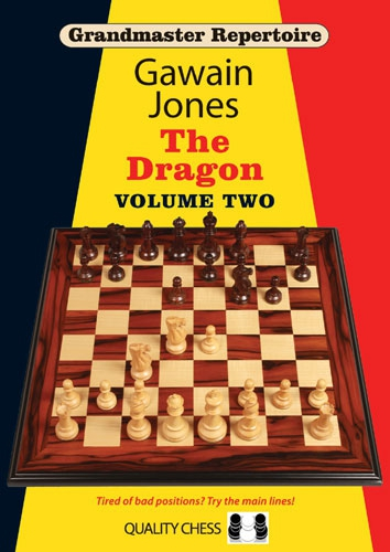 Carte: The Dragon - vol. 2 / Gawain Jones 0