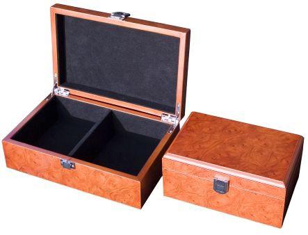 Cutie pentru piese - nod radacina de lemn - mare 2