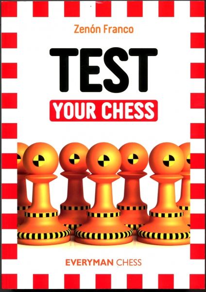 Carte : Test your chess - Franco Zenon 0