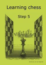 Learning chess - Step 5 - Workbook / Pasul 5 - Caiet de exercitii [0]
