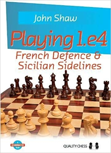 Carte : Playing 1.e4 - French Defence & Sicilian Sidelines 0