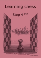 Learning chess - Step 4PLUS - Workbook / Pasul 4 plus - Caiet de exercitii 0