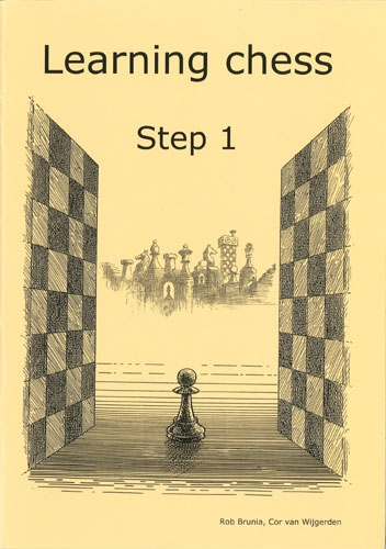 Learning chess - Step 1 - Workbook / Pasul 1 - Caiet de exercitii 0