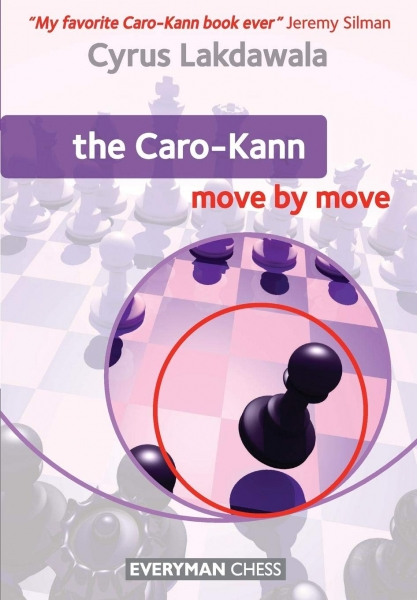 Carte : The Caro-Kann: Move by Move 0