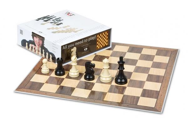 Set sah DGT Starter Chess Box – Gri 1