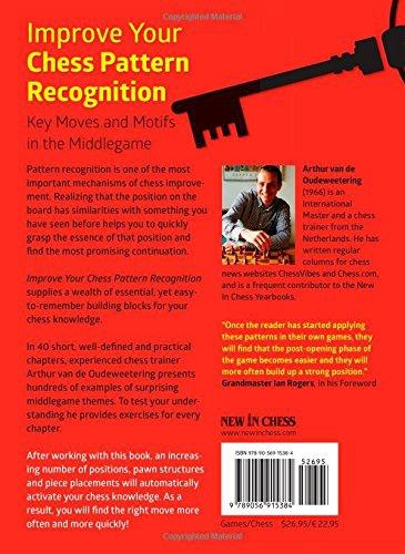 Carte : Improve your chess pattern recognition / Arthur Van de Oudeweetering 0