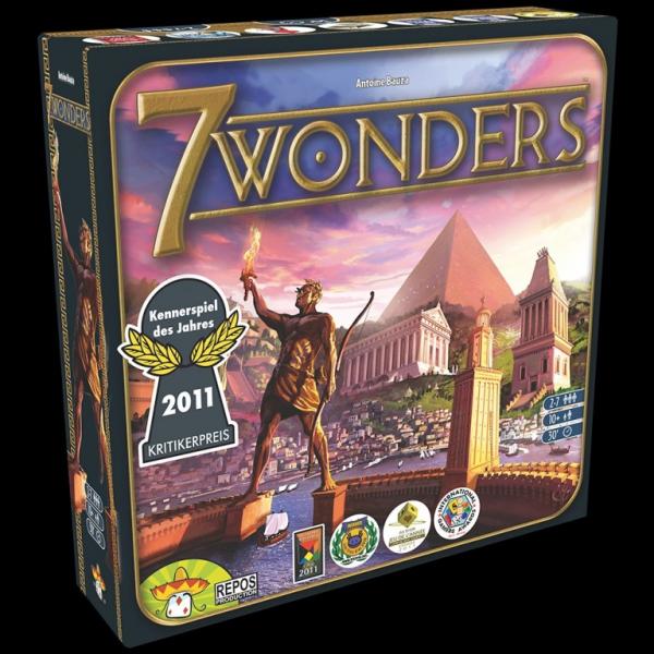 7 WONDERS 0