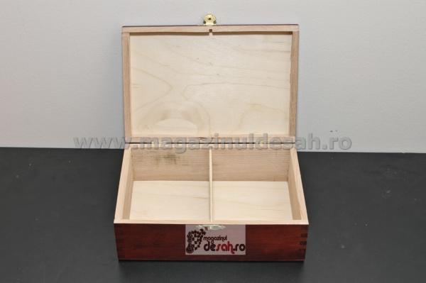 Cutie lemn pentru piese no 6 0
