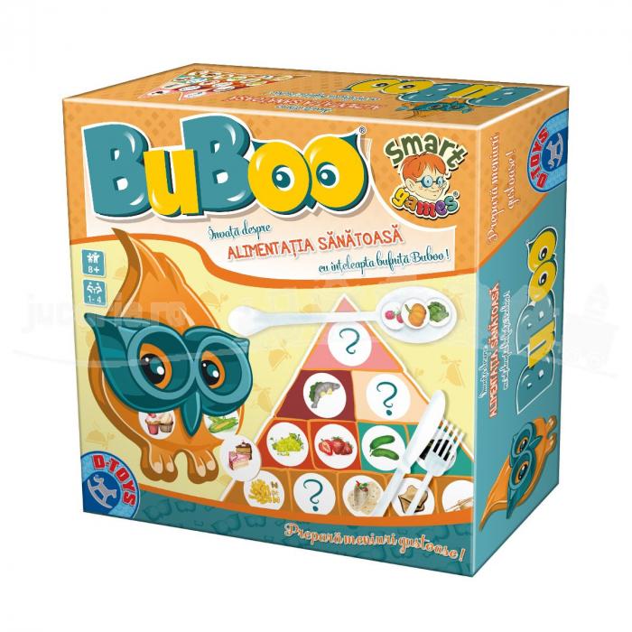 Joc Buboo - Alimentația Sănătoasă [0]