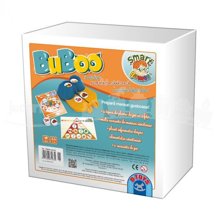 Joc Buboo - Alimentația Sănătoasă [1]
