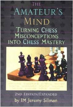 Carte : Amateur s Mind Jeremy Silman imagine