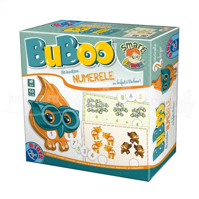 Joc Buboo - Numerele [0]