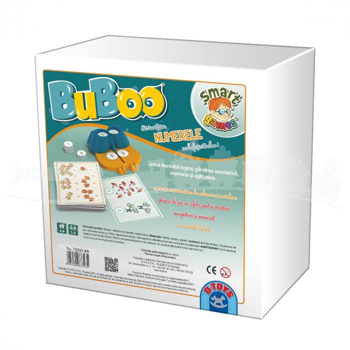 Joc Buboo - Numerele [1]