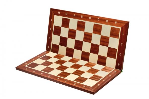 Tabla de sah pliabila - lemn no 6 - mahon 0