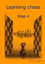 Learning chess - Step 4 - Workbook / Pasul 4 - Caiet de exercitii [0]