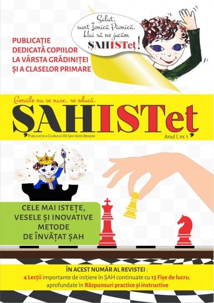 Revista : Sah Istet - nr. 1/2015 1