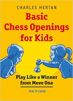 Carte : Basic Chess Openings for Kids 0