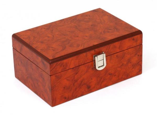 Cutie pentru piese - nod radacina de lemn - medie 0