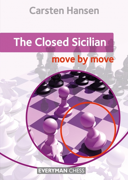 Carte : The Closed Sicilian: Move by Move 0
