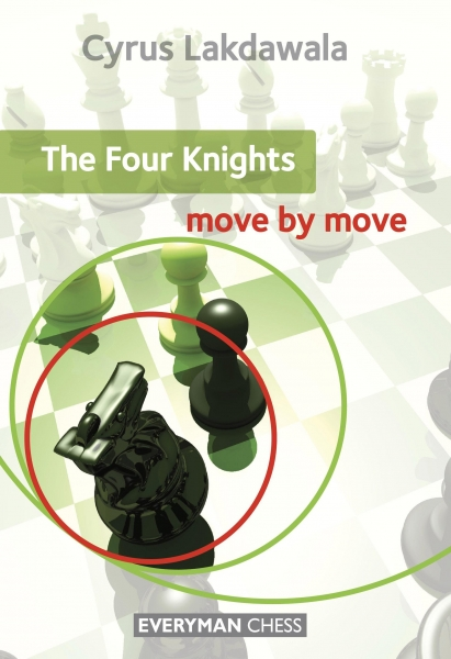 Carte : The Four Knights: Move by Move 0