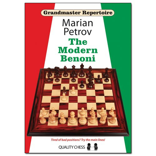 Carte : The modern Benoni - GM Repertoire 12 0