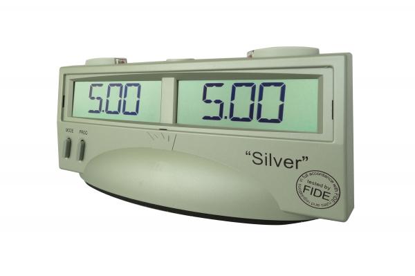 Ceas de sah digital Silver 0
