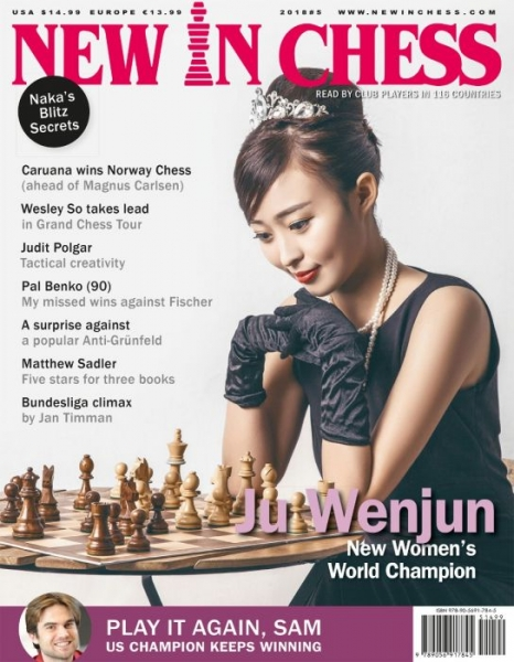 Revista : New In Chess 2018/5: The Club Player's Magazine 0