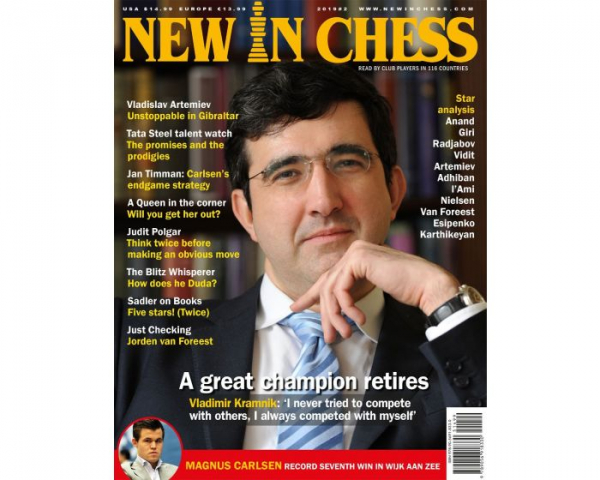 Revista : New In Chess 2019/2: The Club Player's Magazine - New in chess 0