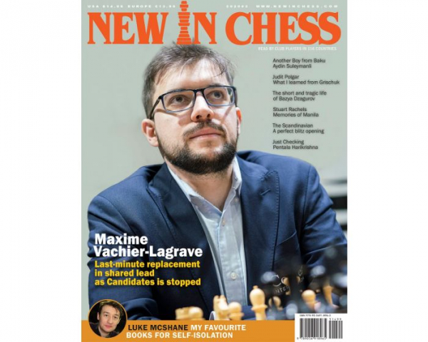 Revista : New In Chess 2020/3: The Club Player's Magazine 0