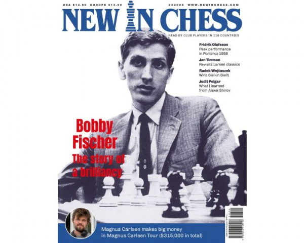 Revista : New In Chess 2020/6: The Club Player's Magazine 0
