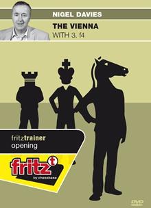 DVD : The Vienna with 3.f4 / Deschiderea vieneza cu 3. f4 – de Nigel Davies [0]