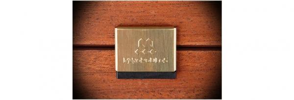 Set joc table backgammon - mahon - 47,5x60 cm [2]