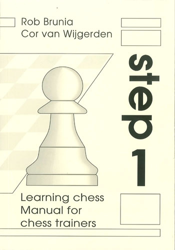 Step 1 - Manual for chess trainers 0