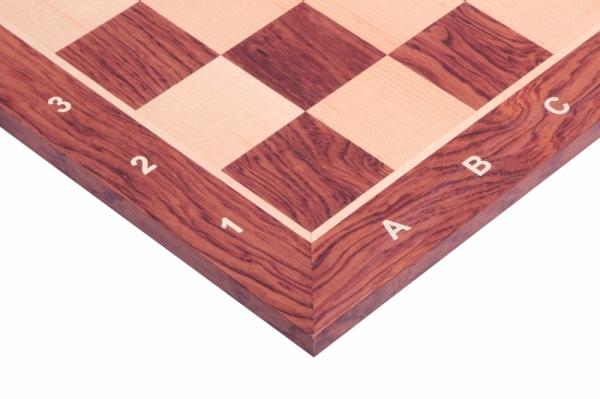 Tabla de sah din lemn padauk, 50mm 1