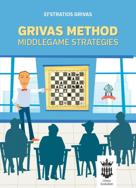 Carte : Grivas Method- Middlegame strategies 0