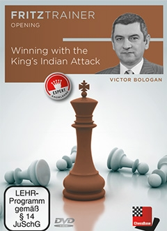 DVD Bologan: Winning with the King's Indian Attack [0]