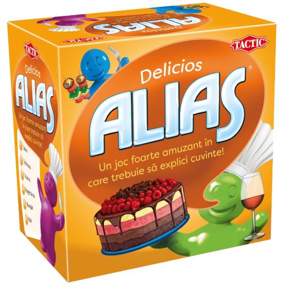 ALIAS MINI: DELICIOS (RO) 0