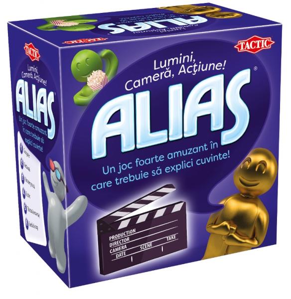 ALIAS MINI: LUMINI, CAMERA, ACTIUNE (RO) [0]