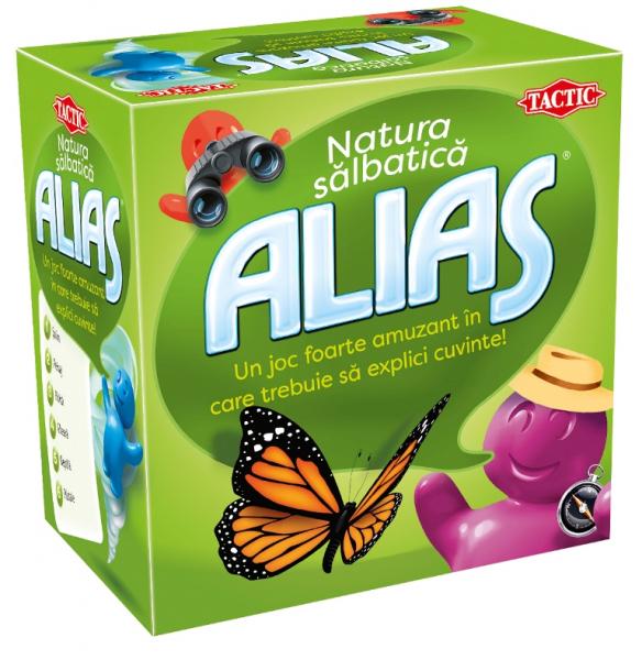 ALIAS MINI: NATURA SALBATICA (RO) [0]