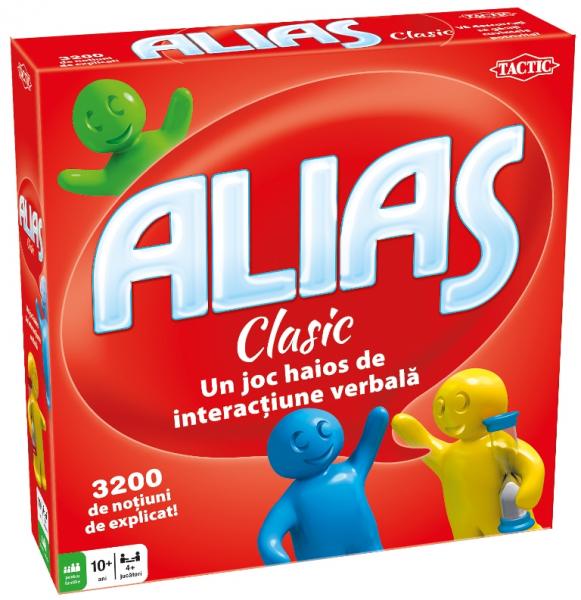 ALIAS ORIGINAL RO 0