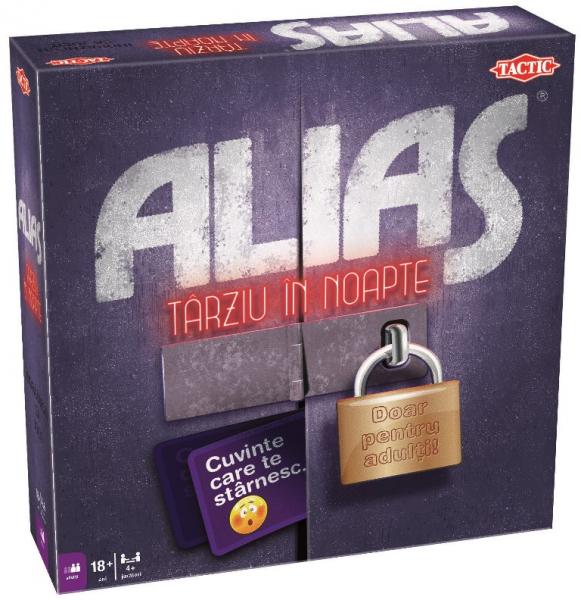ALIAS TARZIU IN NOAPTE RO 0