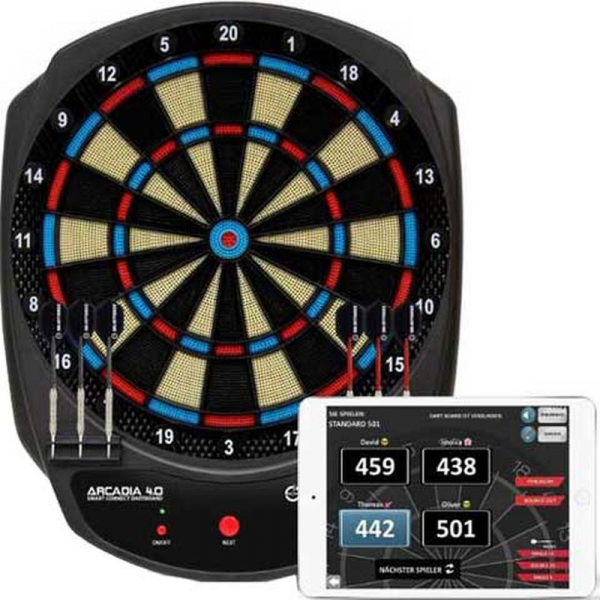 Darts electronic Smartness Turbo Changer 4.0 0