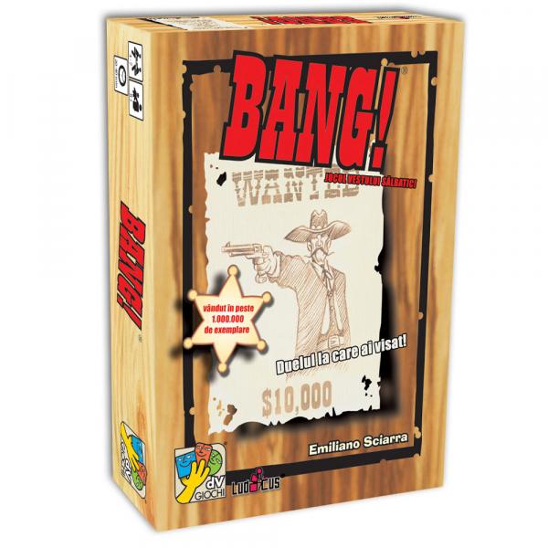 Bang! - Jocul vestului salbatic 0