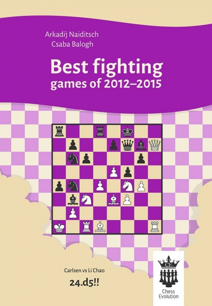 Carte : Best fighting games of 2012-2015 - A.Naiditsch, C.Balogh 0