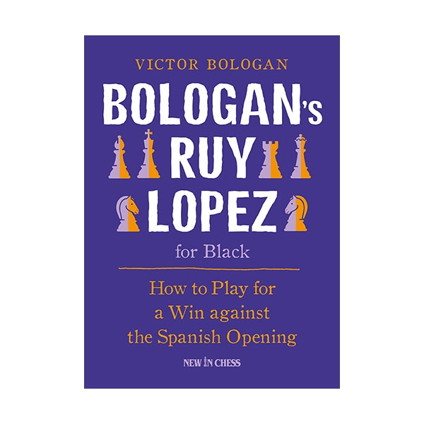 Carte : Bologan's Ruy Lopez for Black - Victor Bologan 0