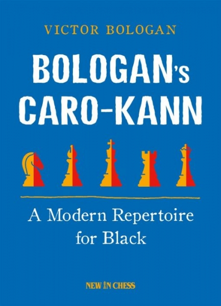 Carte : Bologan's Caro-Kann: A Modern Repertoire for Black, Victor Bologan 0