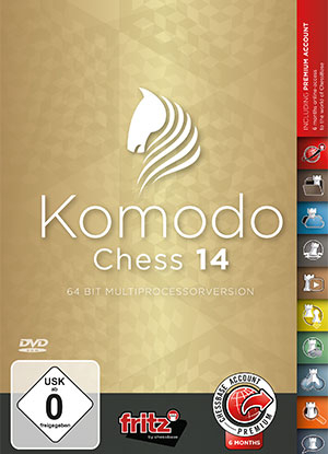 Komodo Chess 14 imagine