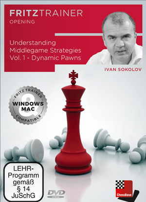 DVD: Understanding Middlegame Strategies vol. 1 0