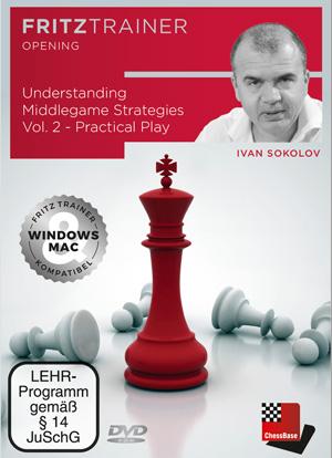 DVD: Understanding Middlegame Strategies Vol.2 - Practical Play 0