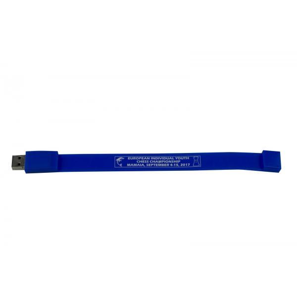 Bratara USB silicon 8 GB, personalizat CE Mamaia 2017 1